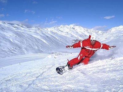 Scuola Sci & Snowboard Ortisei Snowboard
