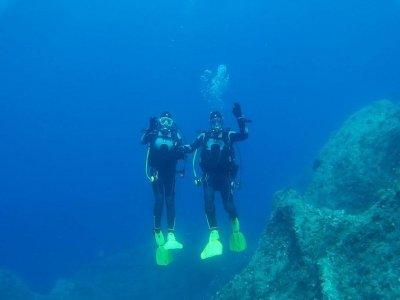 Blue Zone Sardinia Diving