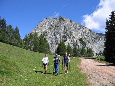Scuola Sci & Snowboard Ortisei Trekking