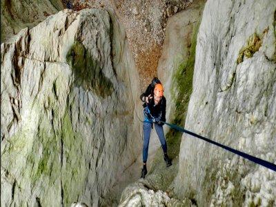 Escursione di canyoning a Codula Fuili di 5 ore