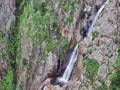Escursione di canyoning a Sa Spendula di 5 ore