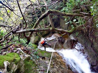 Escursione di canyoning a Siscia di 4 ore