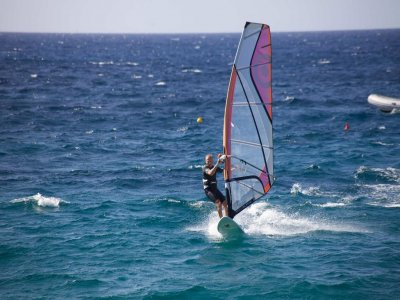 Blue Zone Sardinia Windsurf