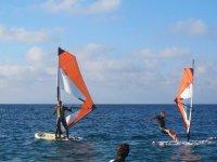 Un po' di wind surf