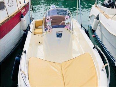 Noleggio barca senza patente Golfo S.Eufemia 8 ore