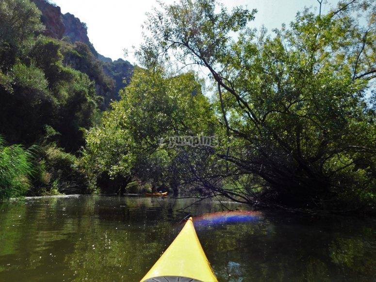 Sul fiume Coghinas