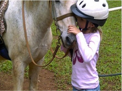 Passeggiata a cavallo per bambini a Mutari 2 ore