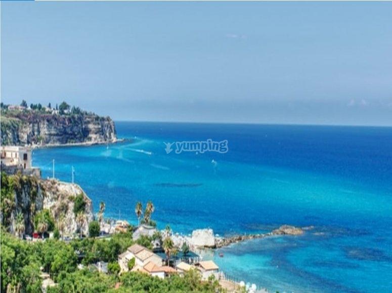 Views of Tropea
