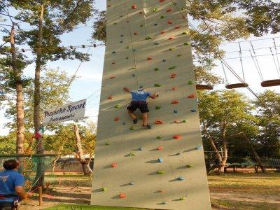 Apua Adventure Park Rocciodromo