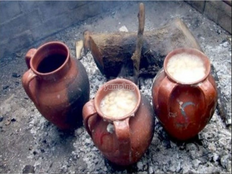 Ancient ways of cooking