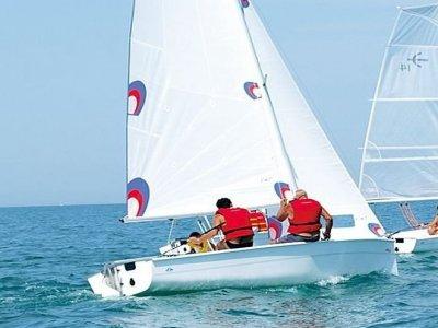 Corso di vela costiera 1we Cattolica
