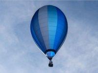 Balloon flight in Puglia