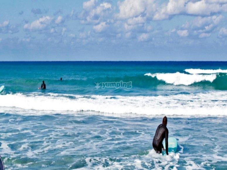 Surf in Sicily