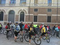 Pedaling to Vicenza