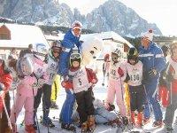 Corsi di sci per i bambini