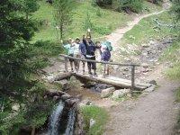 D'estate organizziamo escursioni all'insegna di natura e cultura