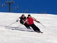 Seguiamo passo passo i tuoi progressi sugli sci