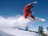 Impara tutte le tecniche dello Snowboard