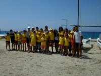 Diving courses for kids