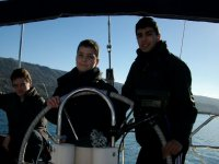 Courses for boys sailing