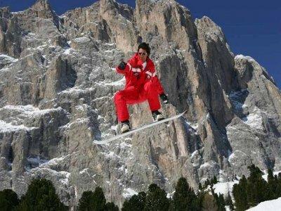 Ski & Boarders School Selva Gardena Snowboard