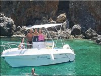 Noleggio barche a Balestrate