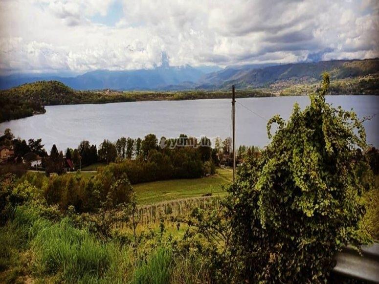 In mezzo alla natura del Piemonte