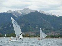 Imparare a veleggiare