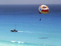Esempi di parasailing