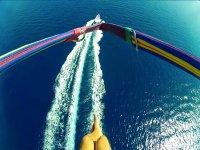 Prova con noi il parasailing