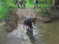 Pedalata nel fango