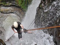 Canyoning in the national park