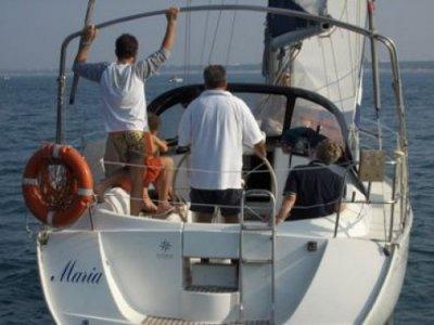 Giornaliero Barca a vela Bavaria Adriatico lug/ago
