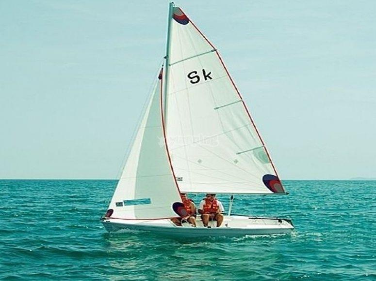 Giornate in barca a vela