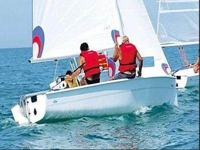 Noleggio giornaliero Barca Vela Adriatico sett/ott