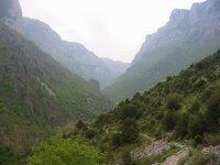 trekking dell'Epiro