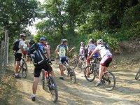Mountain bike excursions