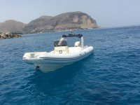 Exclusive inflatable boat