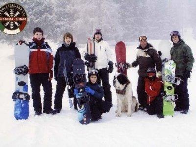 Scuola Sci Folgarida -Dimaro Snowboard