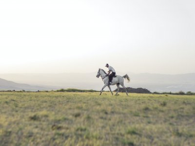 Passeggiata a cavallo campagna di Noto di 3 ore