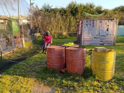 Paintball match in Pozzuoli 1 hour and 30 weekdays