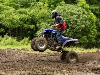 escursione in quad