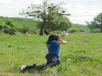 Archery in the Pollino