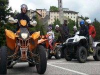 Tour en quad dans le Frioul-Vénétie Julienne