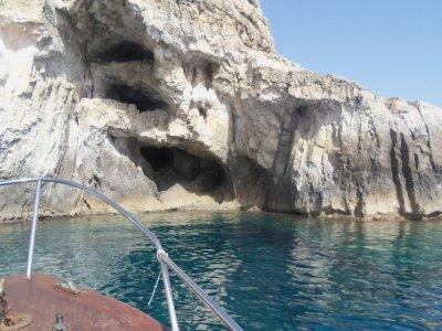 Escursione in barca con aperitivo da Brucoli 3,5 H