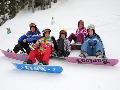 Scuola di Sci e Snowboard di Corvara Snowboard