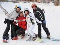 Corsi di Snowboard anche per bambini