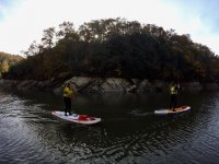 Paddle surf fluviale