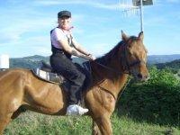 Montando il cavallo