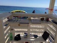 Views of the Sicilian sea